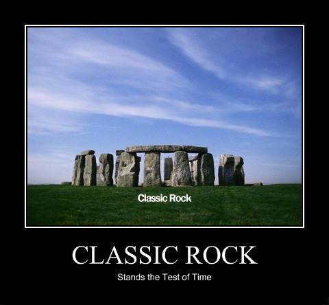 classic rock stands the test of time