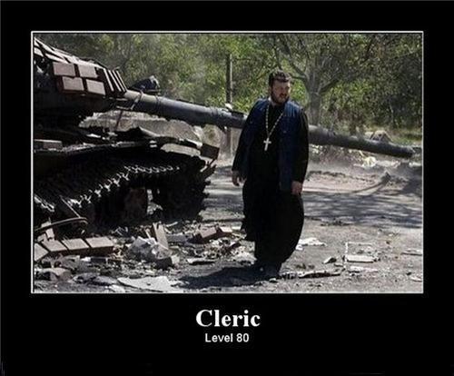 Cleric: Level 80