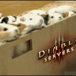 Diablo 3 Servers right now!