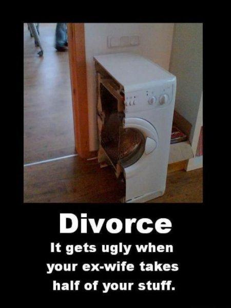 divorce division