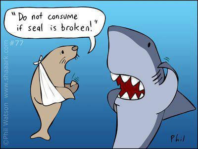 Do not consume if seal is broken!