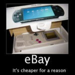 It's cheaper for a reason