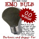 Emo Bulb, limited time offer!