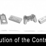 Evolution of the game controller