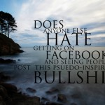 Facebook motivationals