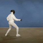 Fencing: you're doing it right!