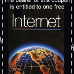 Free internet coupon!