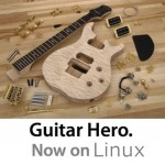 Guitar Hero now on Linux!