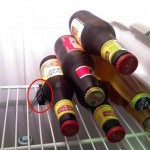 How to stack beer in your fridge