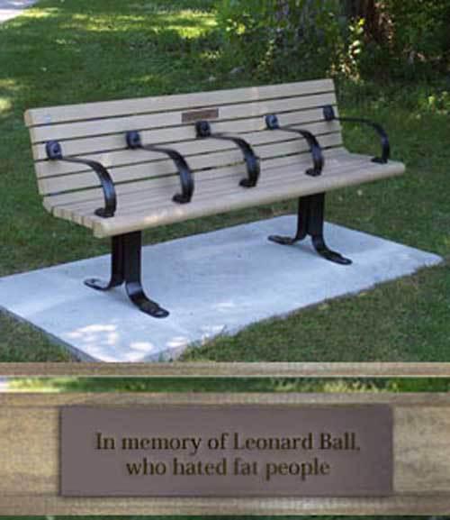 in memory of leonard ball