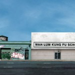 kung fu school graffiti