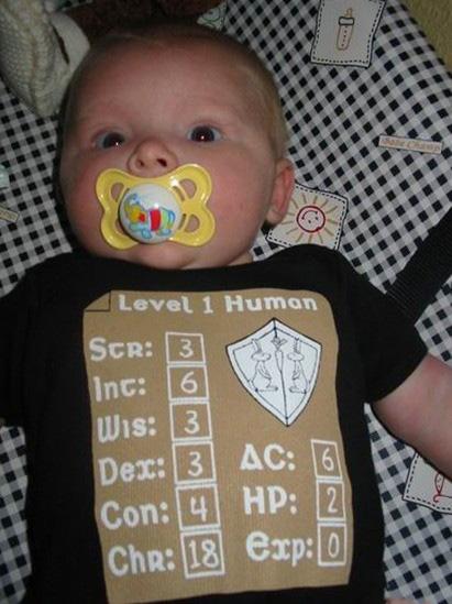 level one human