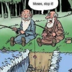 Moses stop it…