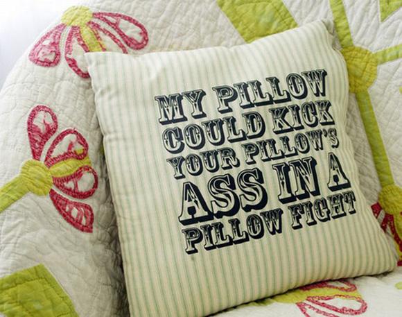 my pillow - pillowfight