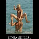Ninja skills