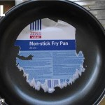 Non-sticky fry pan fail