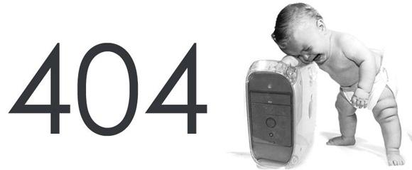 Amazing 404 Page!