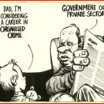 Organized crime career