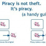 piracy is not theft a handy guide