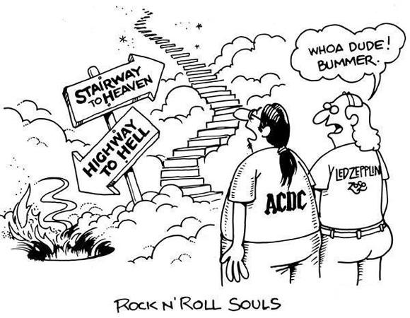 Rock 'n' roll souls