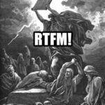 RTFM!