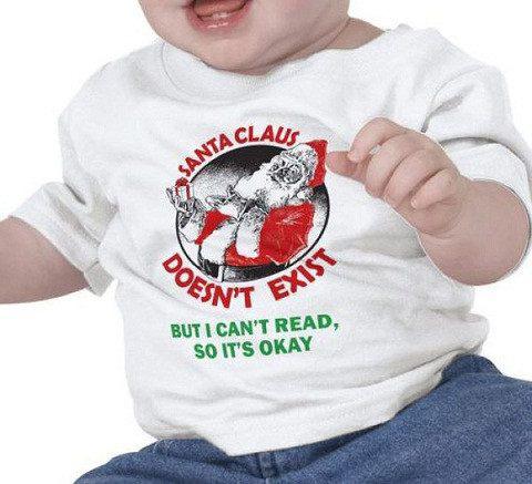 santa clauss doesn't exist