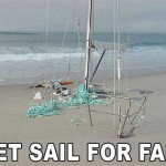 Set sail for fail!
