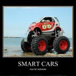 Smart cars. Now for rednecks!