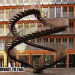Stairway to fail!