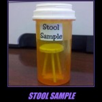 Stool sample: You're doing it wrong!