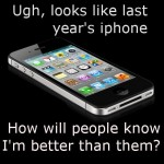 the problem with the iPhone 4s