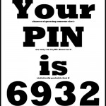 Your pin number is...