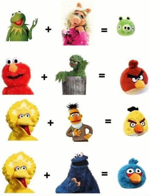 Angry Birds Origins