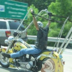 Chopper Bike: You're doing it wrong!