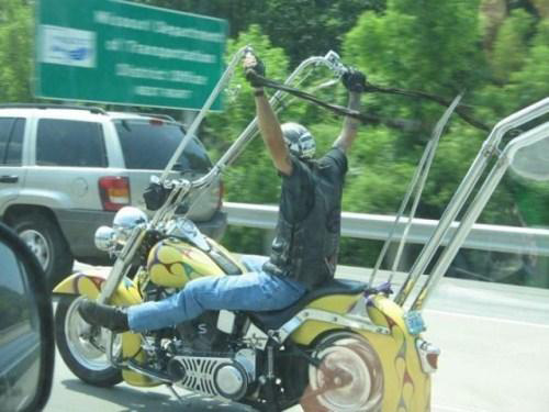 chopper bike: you're doing it wrong!