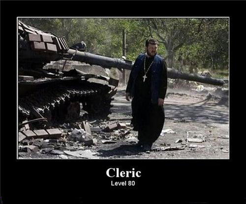 Cleric: Level 80