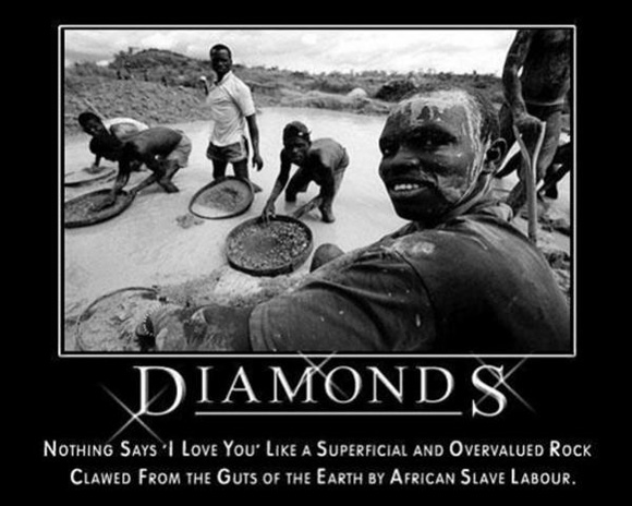 Before you buy a diamond, remember...