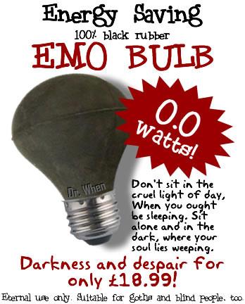 emo bulb limited time offer