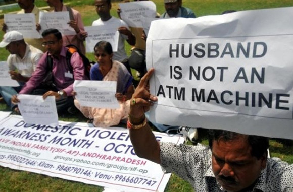 Finally someone has spoken! Husband is not an ATM Machine!