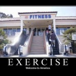 Fitness centers in america