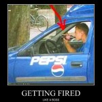 Getting fired: Like-a-Boss!