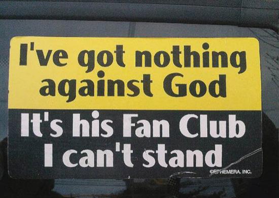 god's fan club