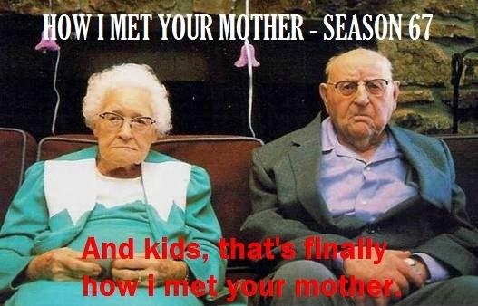 How I met your mother: Final Season