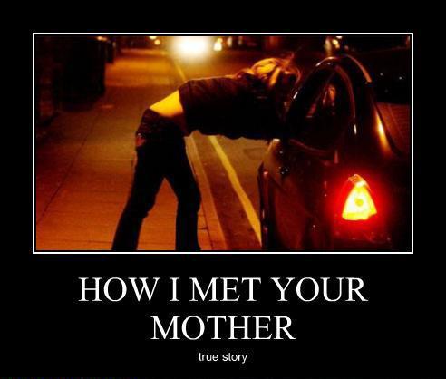 How I met your mother: True Story!