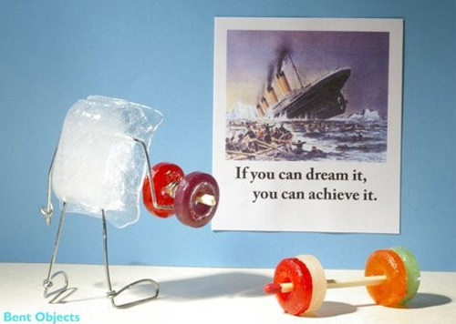 if you can dream it you can achieve it!