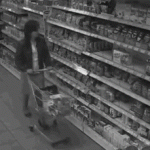 Just a day at the supermarket