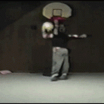 Basketball Kid fail