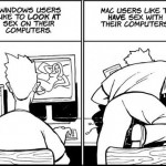 Mac and windows users