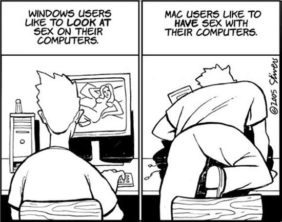 mac vs windows users