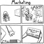 My marketing god!